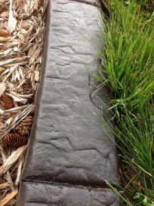 Charcoal Dark, black release, Stone texture