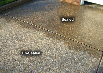 Sealing your driveway